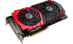 MSI GeForce GTX 1060 Gaming+ 6GB