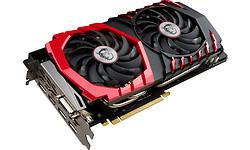 MSI GeForce GTX 1080 Gaming+ 8GB