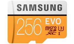 Samsung Evo MicroSDXC UHS-I U3 256GB