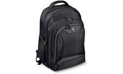 "Port Designs Manhattan Backpack 14"" Black"