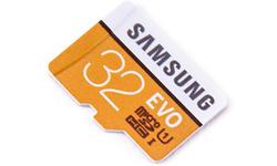Samsung Evo MicroSDHC UHS-I U3 32GB