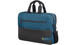 "American Tourister Oceanside City Drift 15.6"" Messenger Black/Blue"
