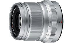 Fujifilm XF 50mm f/2.0 R WR Silver
