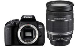 Canon Eos 800D 18-200 kit Black