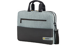 "American Tourister Oceanside City Drift 15.6"" Messenger Black/Grey"