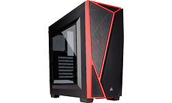 Corsair Carbide Spec-04 Black/Red