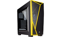Corsair Carbide Spec-04 Black/Yellow