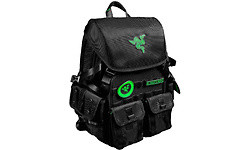 "Razer Tactical Pro Backpack 17.3"" Black/Green"