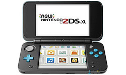 Nintendo New 2DS XL Black/Turquoise