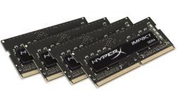 Kingston HyperX 32GB DDR4-2400 CL15 Sodimm quad kit (HX424S15IB2K4/32)