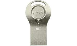 PNY Attaché i 8GB Silver
