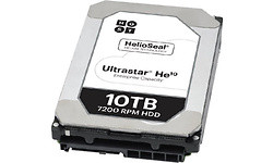 HGST Ultrastar He10 10TB (Secure Erase)