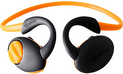 Boompods Enduro Sportpods In-Ear Orange