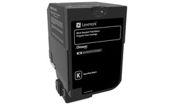 Lexmark 74C2SK0 Black