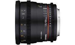 Samyang 50mm f/1.5 AS UMC VDSLR Samsung NX