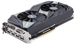 Asus GeForce GTX 1080 Ti Poseidon Hybrid 11GB