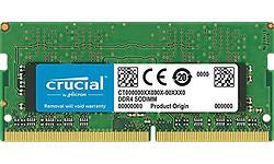 Crucial 4GB DDR4-2400 CL17 SR x16 Sodimm