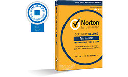 Symantec Norton Security Deluxe 3.0 5-devices 1-year (NL/FR)
