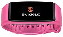 MyKronoz ZeFit2 Pulse Activity Tracker Black/Pink