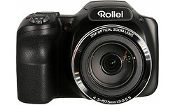 Rollei Powerflex 350 WiFi Black