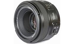Yongnuo YN 50mm f/1.8 (Nikon)