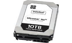 HGST Ultrastar He10 10TB (4Kn, Secure Erase)