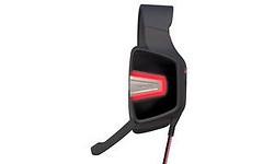 Patriot Viper V361 7.1 Red LED Black