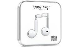 Happy Plugs Earbud Plus In-Ear White