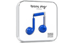 Happy Plugs Earbud Plus In-Ear Cobalt