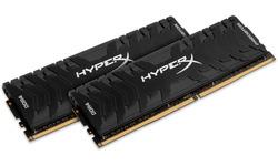 Kingston HyperX Predator Black 16GB DDR4-2666 CL13 kit
