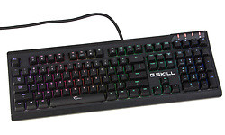 G.Skill Ripjaws KM570 RGB Cherry MX Speed Silver