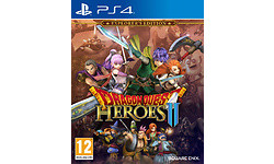 Dragon Quest Heroes 2 Explorers Edition (PlayStation 4)