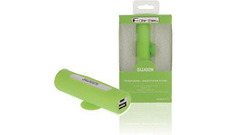 Sweex Powerbank 2500 Green