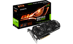 Gigabyte GeForce GTX 1060 G1 Rock 6GB