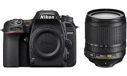 Nikon D7500 18-105 kit Black