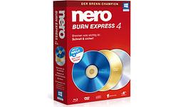 Nero Burn Express 4 (DE)