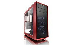 Fractal Design Focus G Window Red