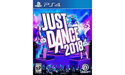 Just Dance 2018 (PlayStation 4)