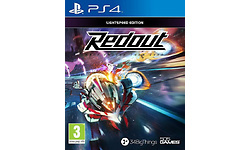Redout, Lightspeed Edition (PlayStation 4)