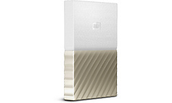 Western Digital My Passport Ultra 3TB White/Gold