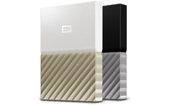 Western Digital My Passport Ultra 4TB White/Gold