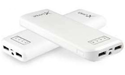 XLayer Powerbank Carbon 15000 White