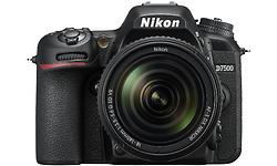 Nikon D7500 18-140 kit Black