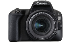 Canon Eos 200D 18-55 kit