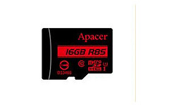 Apacer MicroSDHC UHS-I 16GB + Adapter