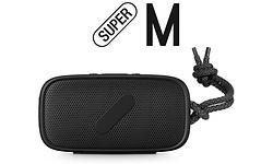 NudeAudio Move M Portable Bluetooth Black