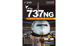 Flight 1 iFly 737 NG Feature Pack Edition FS X Add-On (PC)