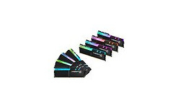G.Skill Trident Z RGB LED Black 64GB DDR4-3600 CL16 octo kit
