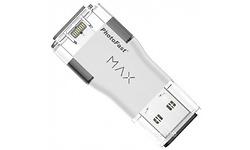 PhotoFast Max 128GB White/ Grey
