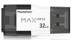 PhotoFast Max 32GB Black/White